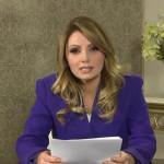 Alocución pública de la primera dama de México, Angélica Rivera, en la que ofreció explicaciones en torno a la
