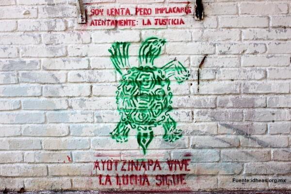 Irene Ramos Gil, El affaire Ayotzinapa: de lo jurídico a lo político