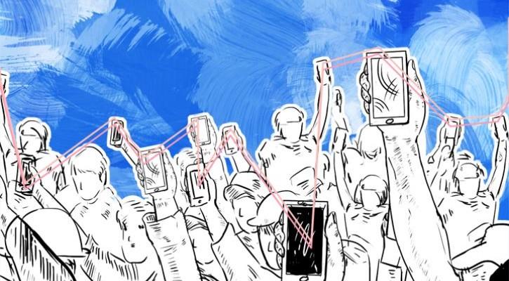 Movimientos sociales, protesta y tecnologías de la Información