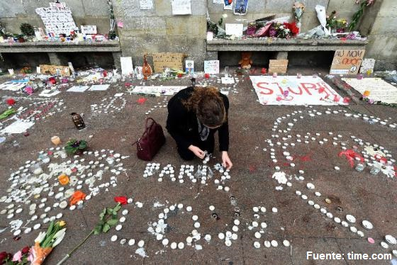 Geoffrey Pleyers, Los que celebraban la vida se volvieron el blanco de los terroristas