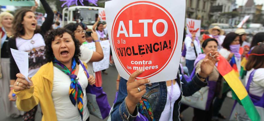 día internacional de la eliminación de la violencia en contra de las mujeres