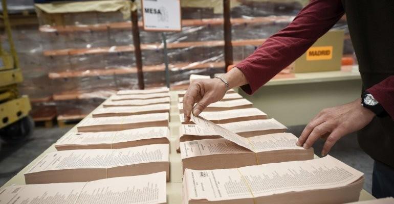 Elecciones de 2015 en España