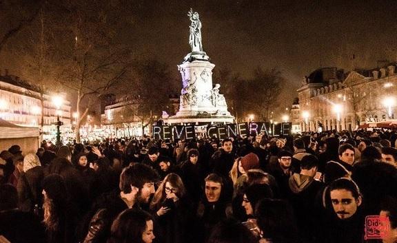 #NuitDebout: ¿el regreso de los indignados? Geoffrey Pleyers