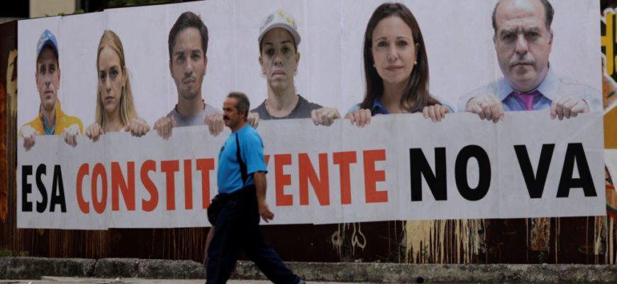 Carlos Torrealba, ¿Con la ANC se acaba el juego? Lamentablemente, apenas comienza