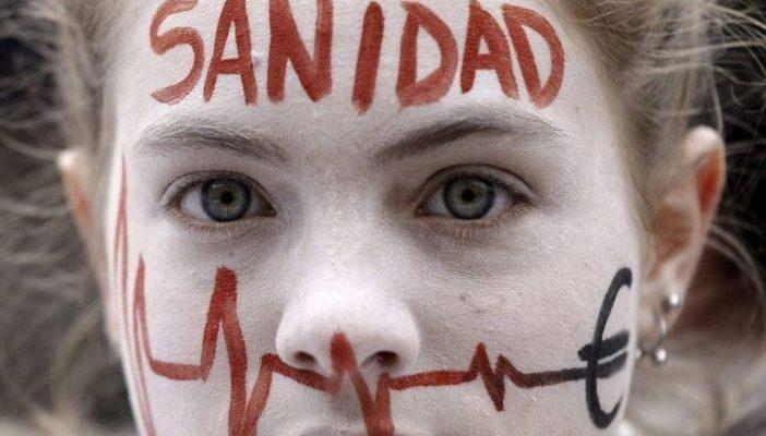 Salvador Martí i Puig y Marta Marinas García, La Marea Blanca y la plataforma de afectados por la hepatitis c (plafhc)