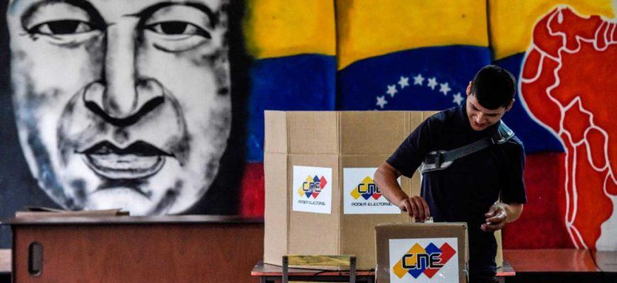 Carlos Torrealba, Las elecciones del 20 de mayo en Venezuela