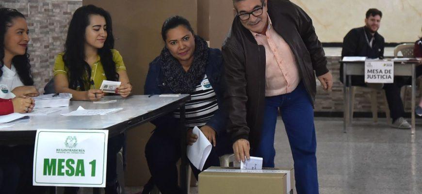Ana Carolina Gómez Rojas, Elecciones presidenciales en Colombia