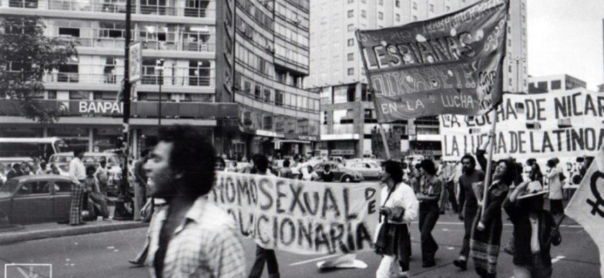 Carlos Arturo Martínez Carmona, El Movimiento de Liberación Homosexual en México.