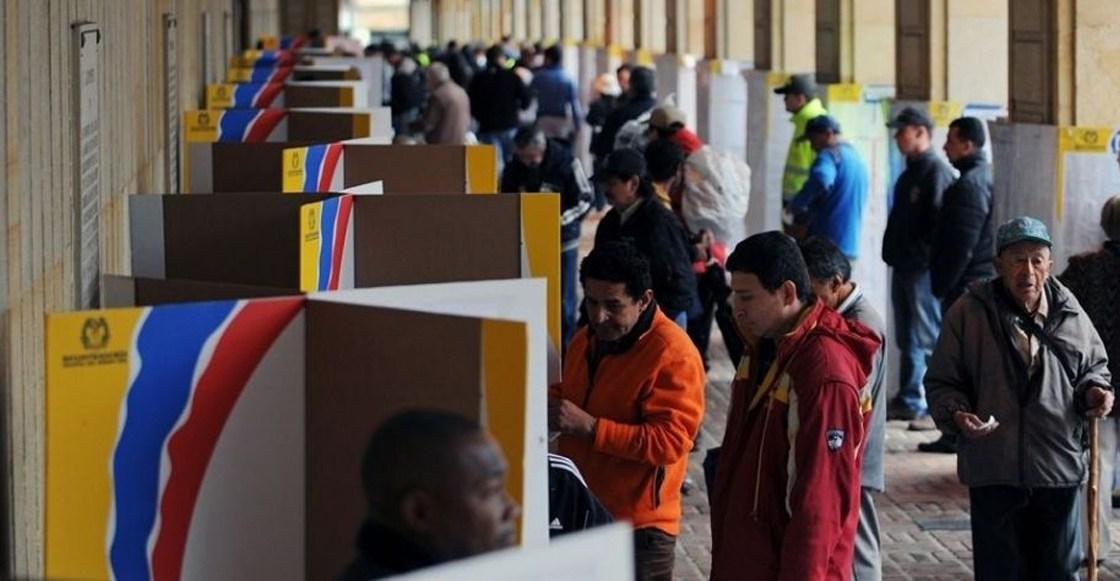 Elecciones presidenciales en Colombia: la decisión definitiva - Movimientos  e Instituciones