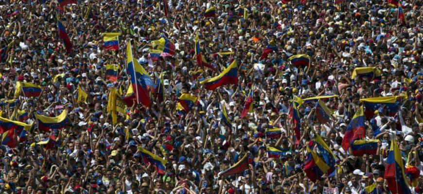 Venezuela en la encrucijada una vez más