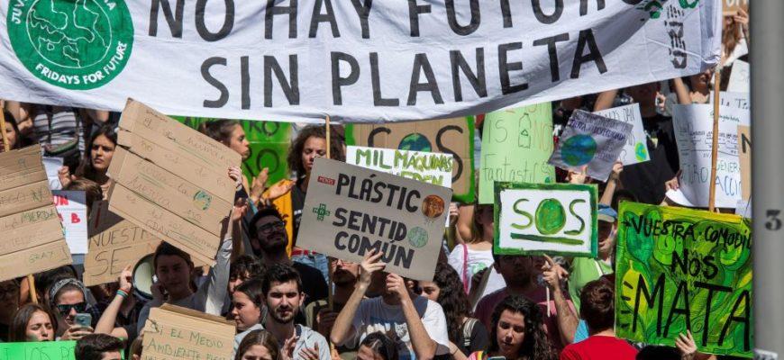 Movilizaciones sociales ante la crisis climática: encuentro de generaciones