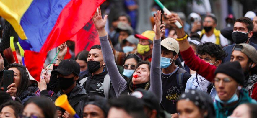 Un malestar de más de un siglo: protestas en Colombia