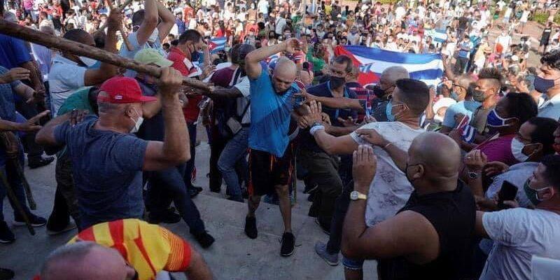 La batalla digital por La Habana (II). La tormenta perfecta
